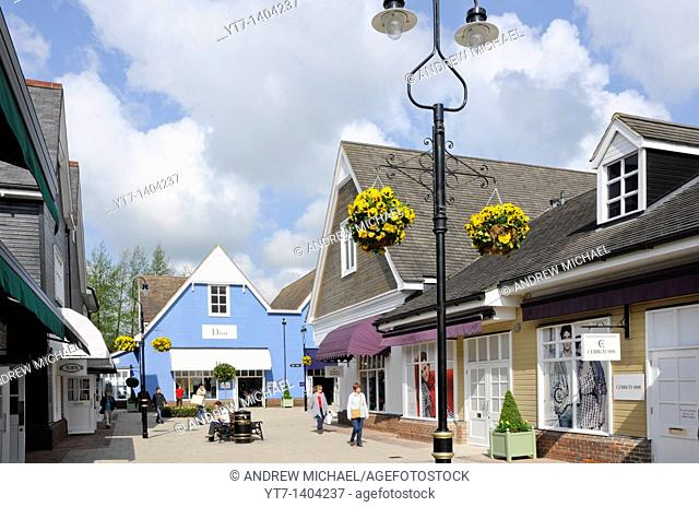 Bicester Village, claimed to be the leading Designer outlet shopping destination in Europe, visited annually by more than 3 million customers from all over the...