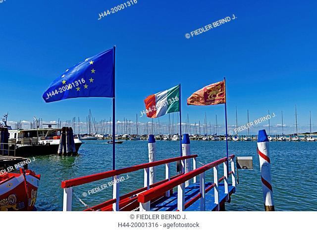 Chioggia, yacht harbour