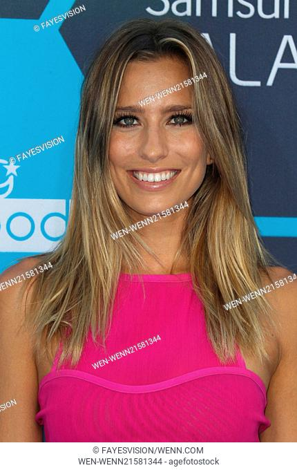 The 16th Annual Young Hollywood Awards, Featuring: Renee Bargh Where: Los Angeles, California, United States When: 27 Jul 2014 Credit: FayesVision/WENN