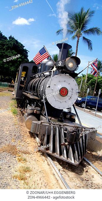 sugar cane train,lahaina,maui,hawaii
