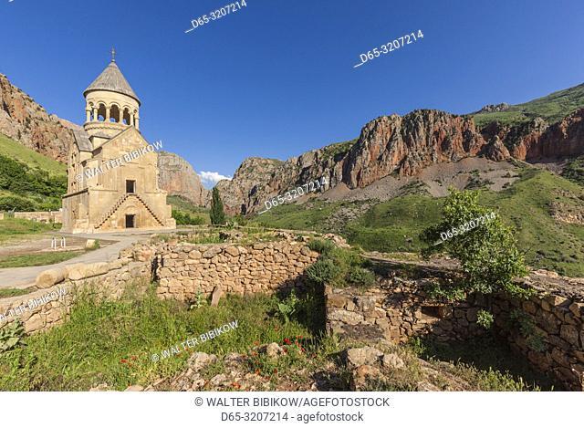 Armenia, Noravank, Noravank Monastery, 12th century, late afternoon
