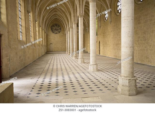 The Refectory Abbey of St Jean des Vignes Soissons Aisne Hauts-de-France France