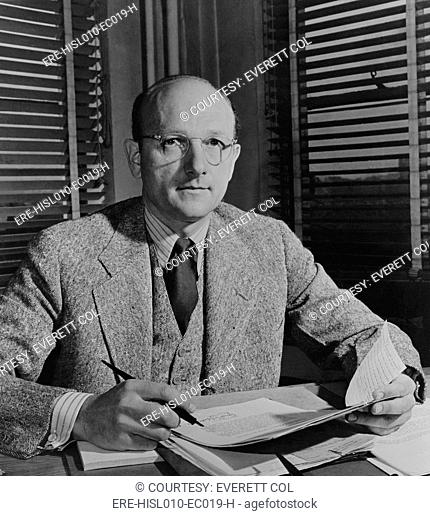 David E. Lihenthal 1899-1981, was appointed director of the TVA in 1933 and served as its chairman from 1941 to 1946. He was the first Chairman of the Atomic...