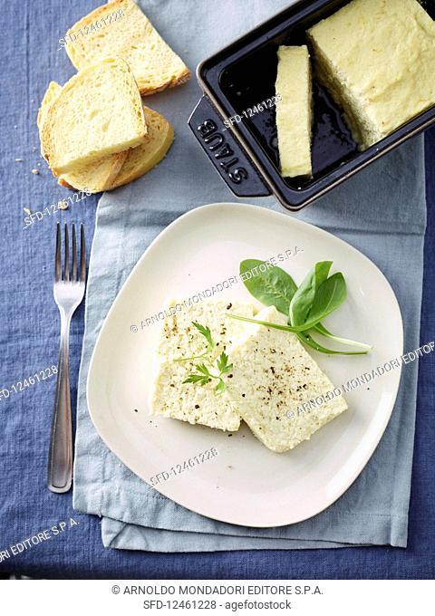 Pasticcio die baccala - Codfish Pie (Bassano del Grappa)