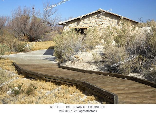 Longstreet Cabin, Ash Meadows National Wildlife Refuge, Nevada
