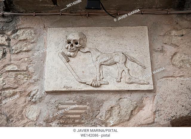 Sepúlveda, Segovia province, Castilla-Leon, Spain