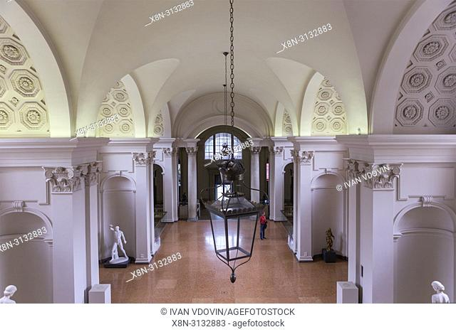 State Museum of Hesse, Hessisches Landesmuseum (1906), Darmstadt, Hesse, Germany