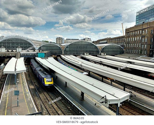 Paddington Station, London, England, United Kingdom