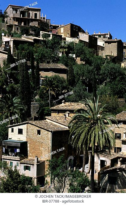 ESP, Spain, Balearic Islands, Mallorca: Deia
