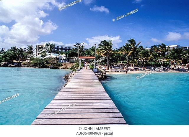 guadeloupe island, hotel meridienne