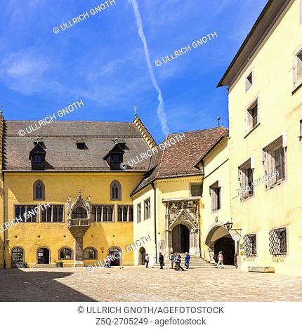 The Old Cityhall of Regensburg, Bavaria, Germany