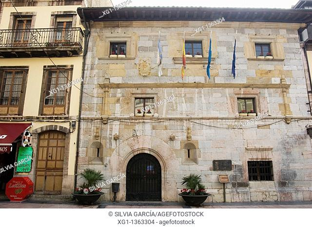 Renaissance Palace, Ribadesella, Asturias, Spain