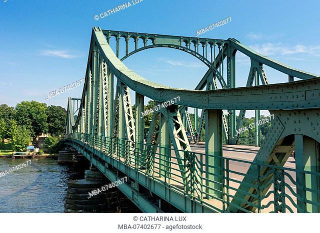 Berlin, Potsdam, Glienicker Bridge