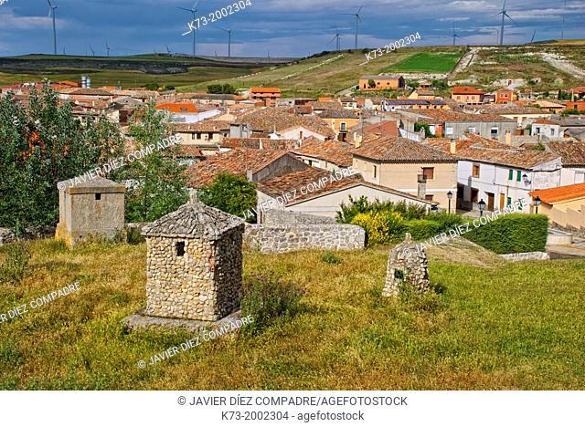 Ampudia. Palencia Province. Castilla y León. Spain