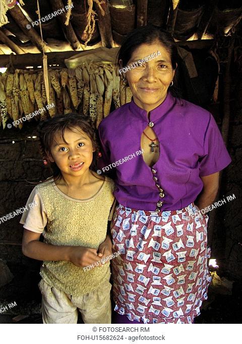 marcala, person, daughter, mother, honduras, people