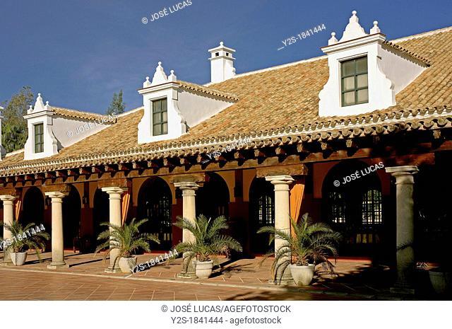 Hacienda El Vizir, Espartinas, Seville-province, Spain