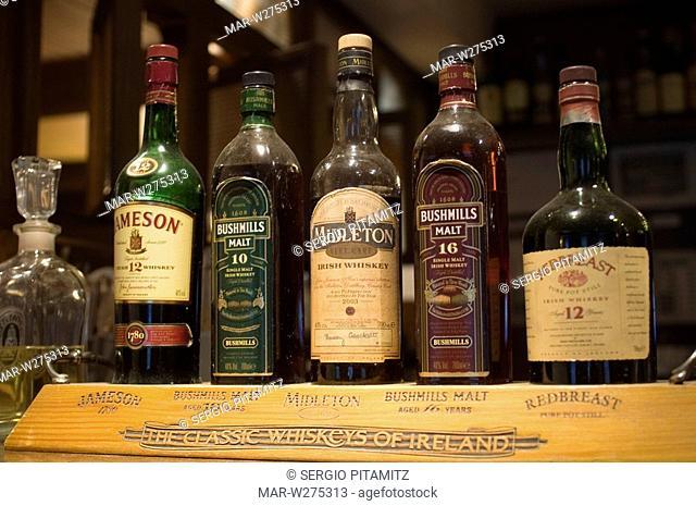 Irish Whiskey, Ireland