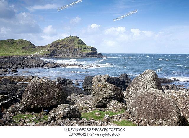 Giants Causeway Coast, County; Antrim; Northern Ireland