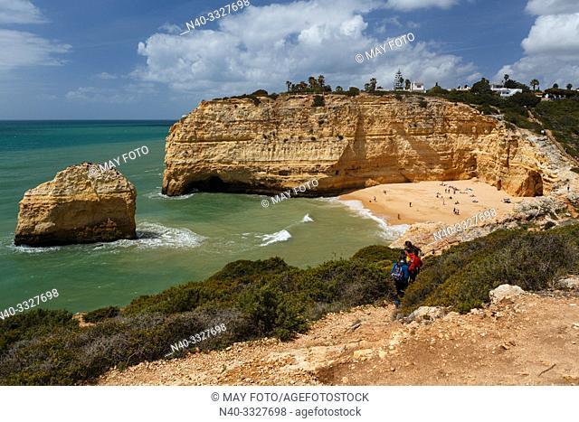 Algarve, Portugal, Europe, Atlantic ocean. , Seven Valleys trail
