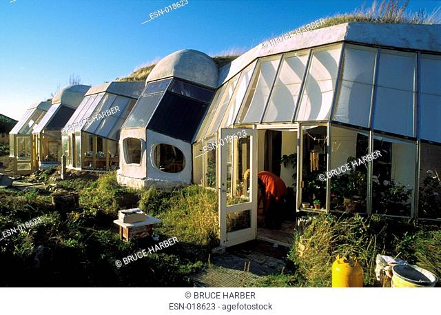 Passive solar heating Stock Photos and Images | age fotostock