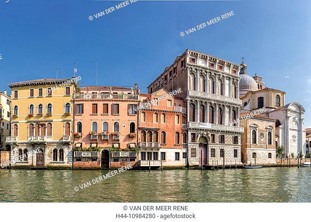 canal in Venice, Veneto