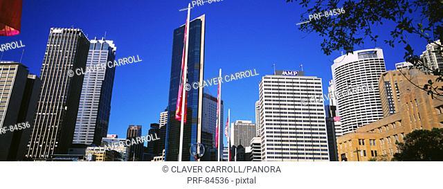 Central Business District Sydney Australia