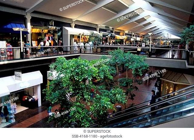 Bellevue Square Mall >> Bellevue Square Shopping Mall Stock Photos And Images Age Fotostock