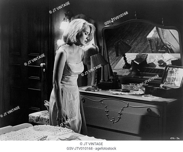 Eva Marie Saint, Publicity Portrait, on-set of the Film, All Fall Down, MGM, 1962