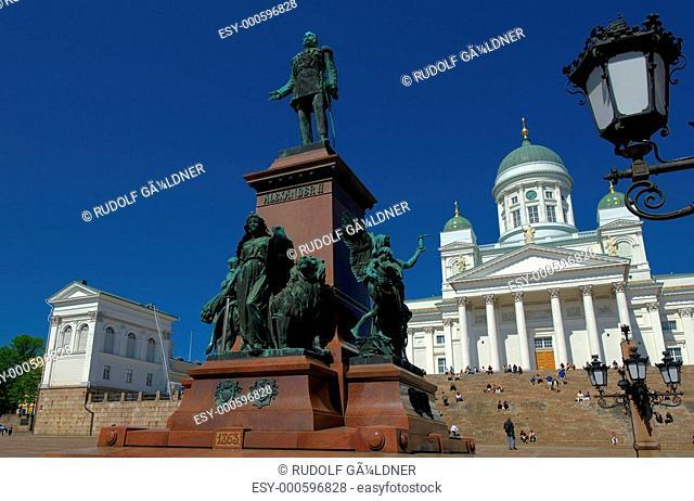 Denkmal des russischen Zaren