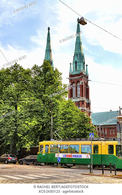 Johanneksenkirkko (St. John's Church), Helsinki, Finland