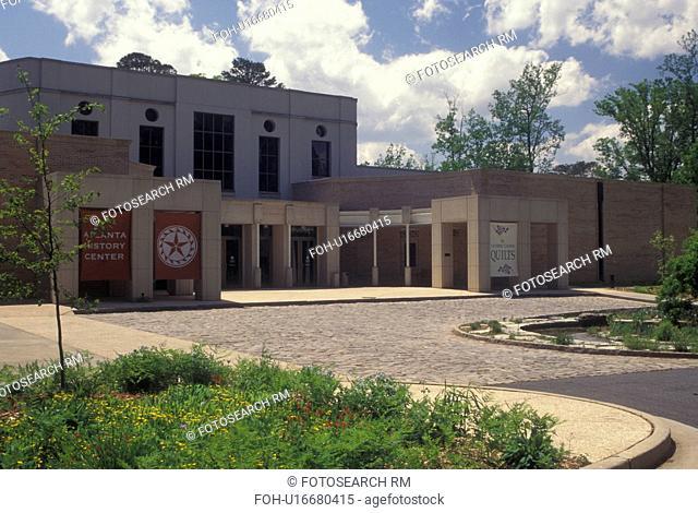 Atlanta, GA, Georgia, Atlanta History Center