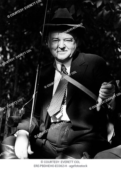 Former President Herbert Hoover 1874-1964, U.S. President 1929-1933, circa 1940s