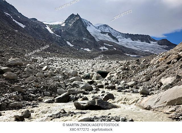 U shaped valley glacier Stock Photos and Images | age fotostock