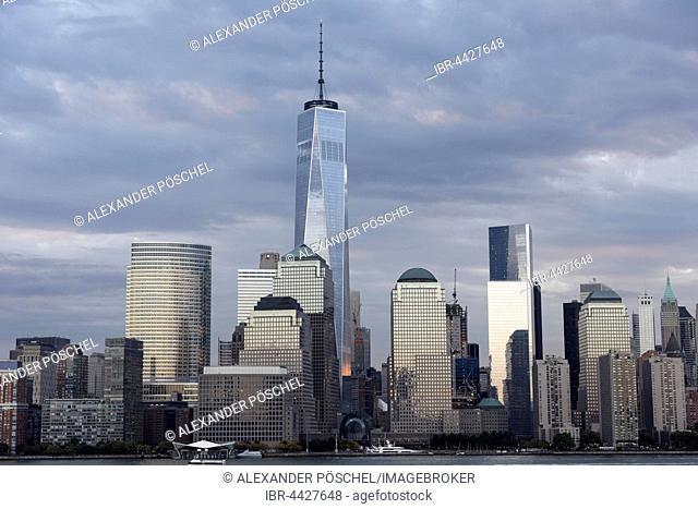 Skyline, New York, USA