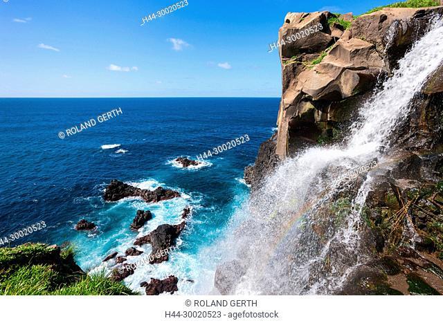 Portugal, Azoren, Sao Miguel, Ponta do Ermo