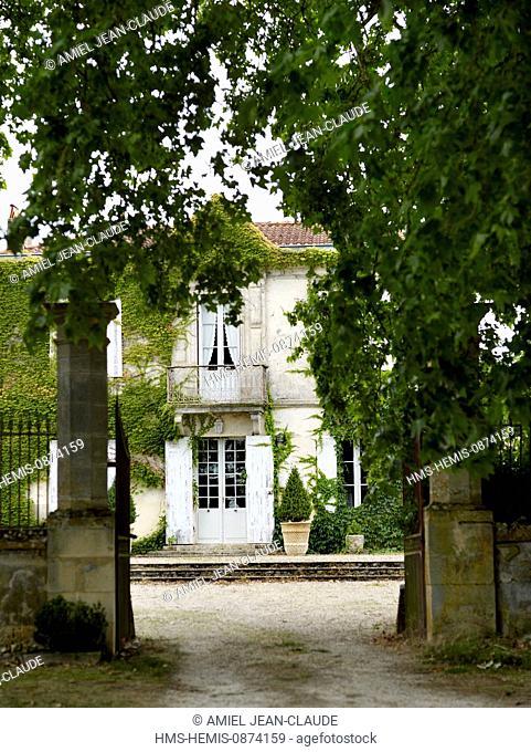 France, Gironde, feature : Le Grand Bordeaux et le bassin d'Arcachon