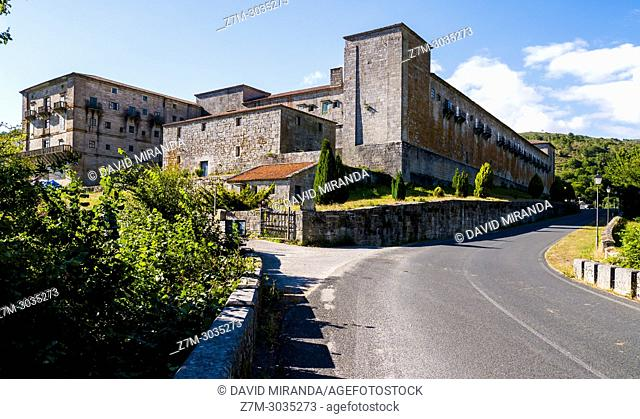 Monasterio de Oseira. Ourense. Galicia. Spain