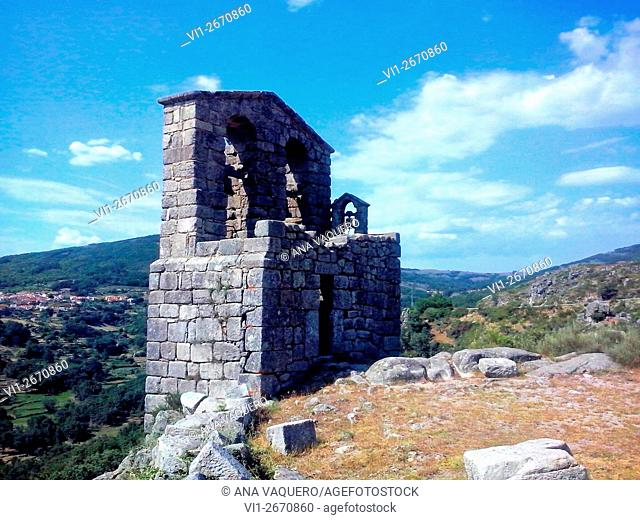 San Martin de Trevejo, Cáceres, Extremadura, Spain