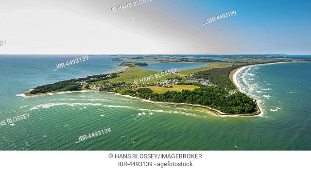 Beach, coast, Rügen, Mönchgut, Thiessow, Baltic coast, Mecklenburg-Western Pomerania, Germany