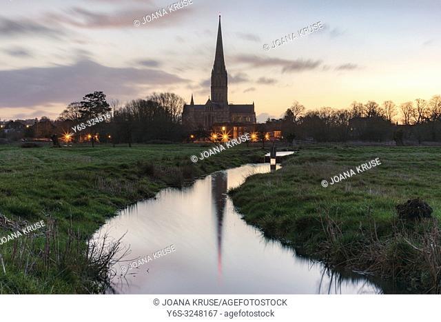 Salisbury, Wiltshire, England, UK
