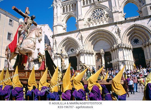 Holy Week. Cuenca. Spain