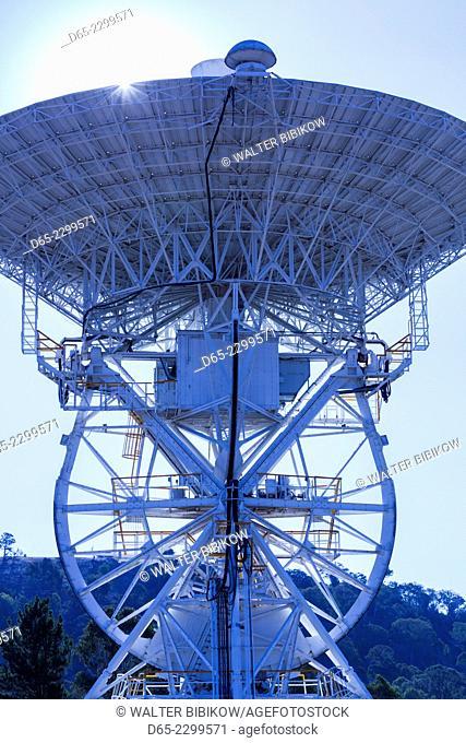 Australia, Australian Capital Territory, ACT, Canberra, radio telescopes of the Canberra Deep Space Communication Complex