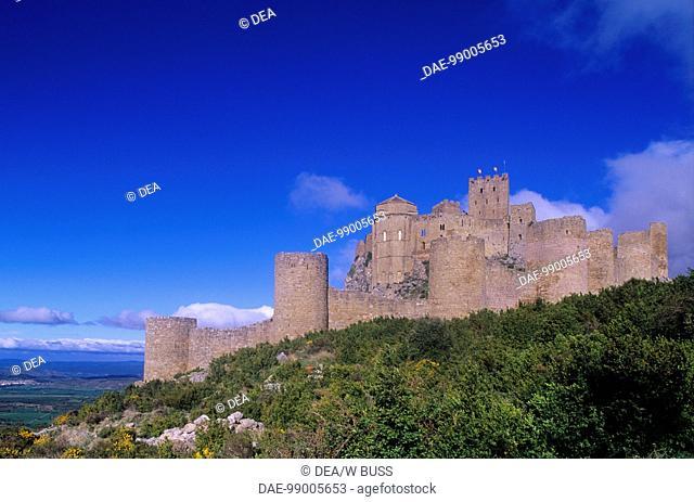Loarre Castle, Aragon, Spain