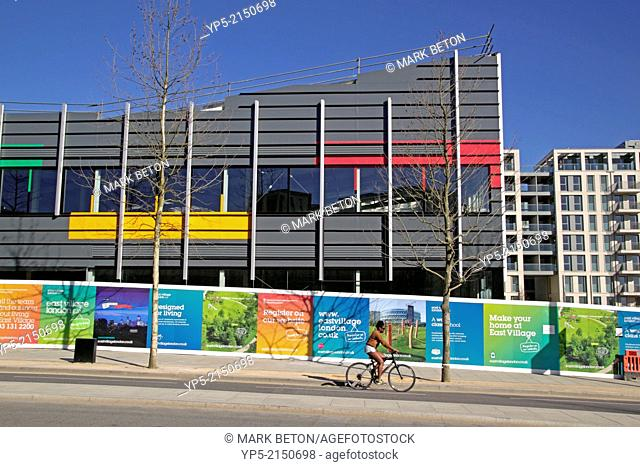 East Village Olympic Park Stratford London