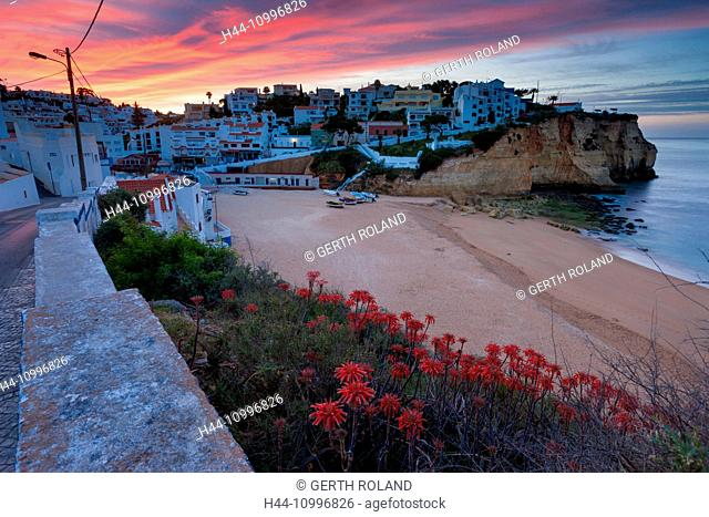 Carvoeiro, Portugal, Algarve