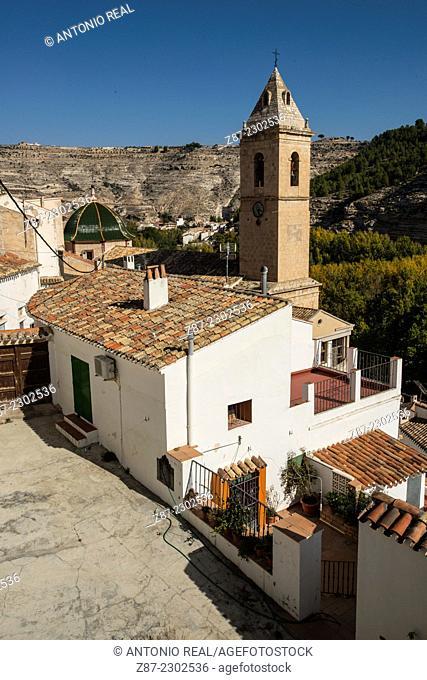 Alcalá del Júcar, La Manchuela, Albacete province, Castilla-La Mancha, Spain