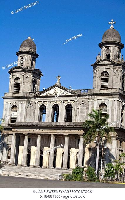 Old cathedral, Managua, Nicaragua
