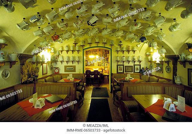 Ruhpolding, winbentelgrafin guest house, restaurant, Bavaria, Germany, Europe