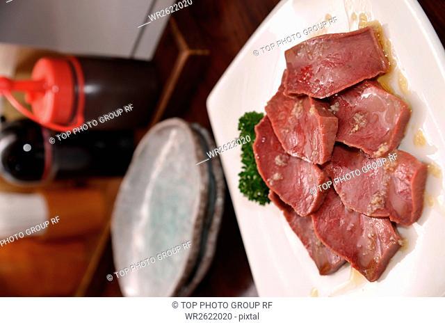 Asakusa;Of meat Suzuki;Taito-ku;Tokyo;Japan