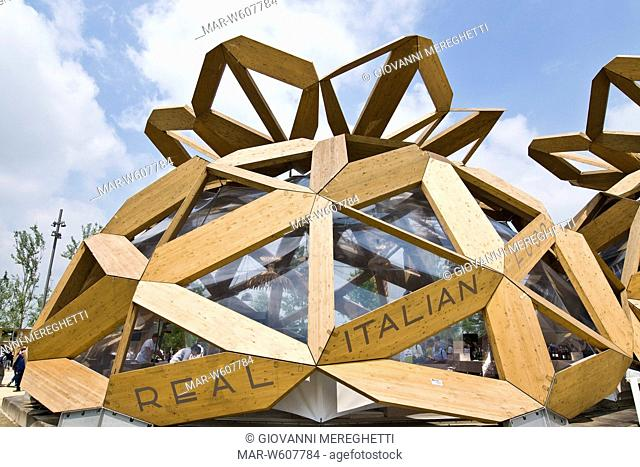 love it - real italian food, expo milano 2015